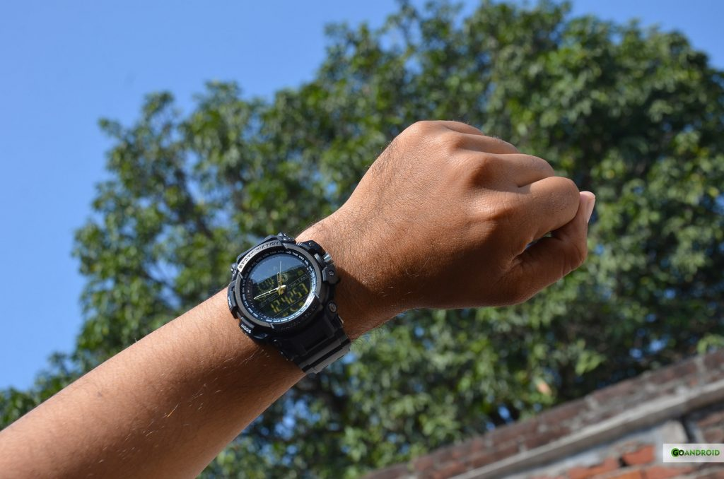 review diggro smartwatch