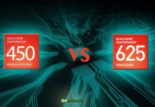 Snapdragon 450 vs 625