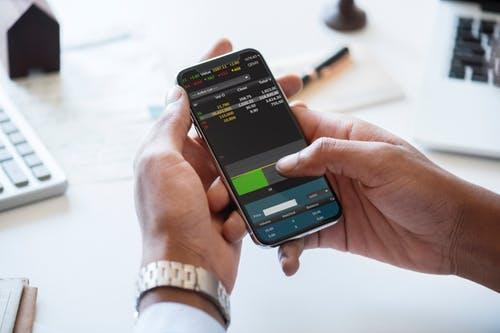 Start Trading with Mobile Device