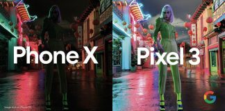 pixel 3 vs iphone xs