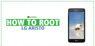 How to root LG Aristo