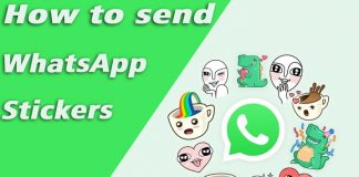 How to Download and Send Stickers on Whatsapp