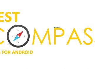best compass app for android-min