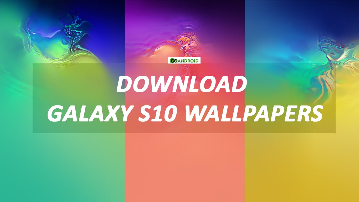 New Samsung Galaxy S6 Official Wallpaper Review Hd: Download Galaxy S10 Wallpapers From Here [Official