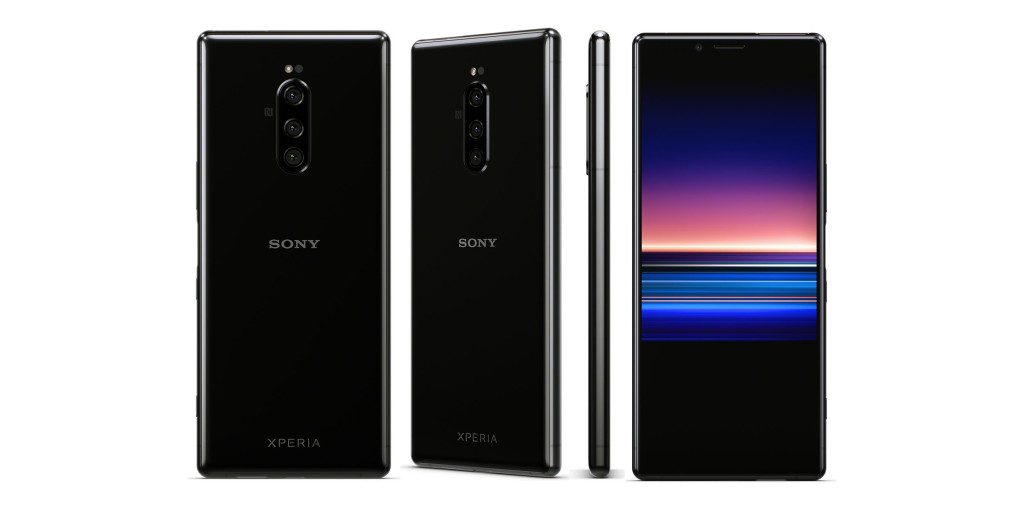 xperia 1 launched