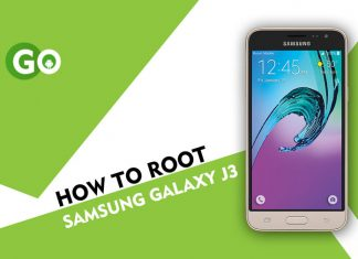 how to root samsung j3