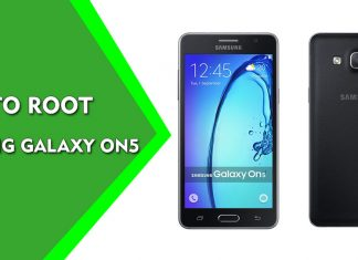 How to root Samsung Galaxy On5