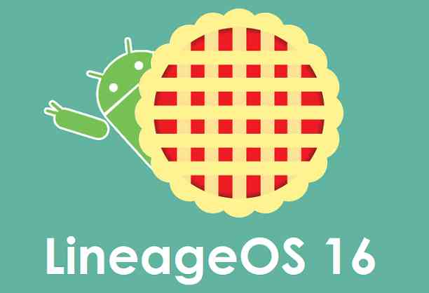 LineageOS 16.0