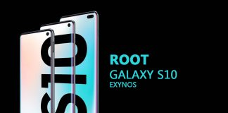 Root Galaxy S10 Exynos