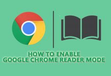 How to Enable Google Chrome Reader Mode