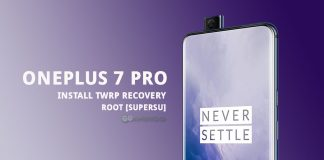 OnePlus 7 Pro Twrp and root