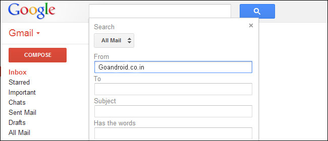 Gmail Search and Filters