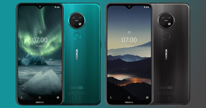Nokia 7.2 India Launch