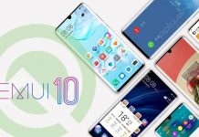 huaweip30series EMUI 10 Update