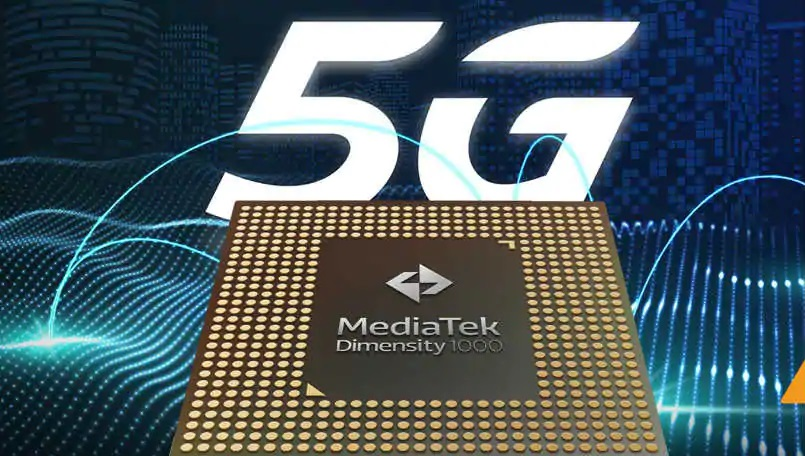 mediatek dimensity 1000 5g chipset features