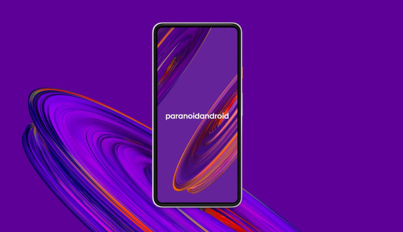 paranoid android ROM