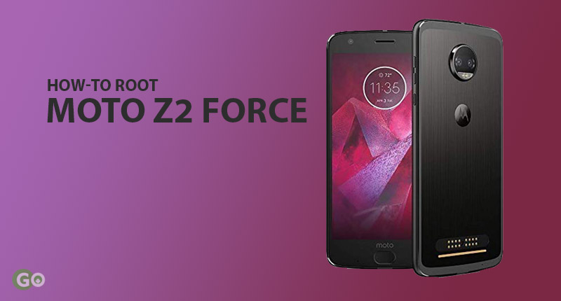 How to root Moto Z2 force