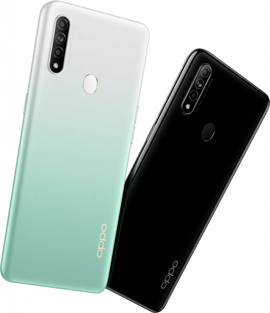 Oppo A8 Official