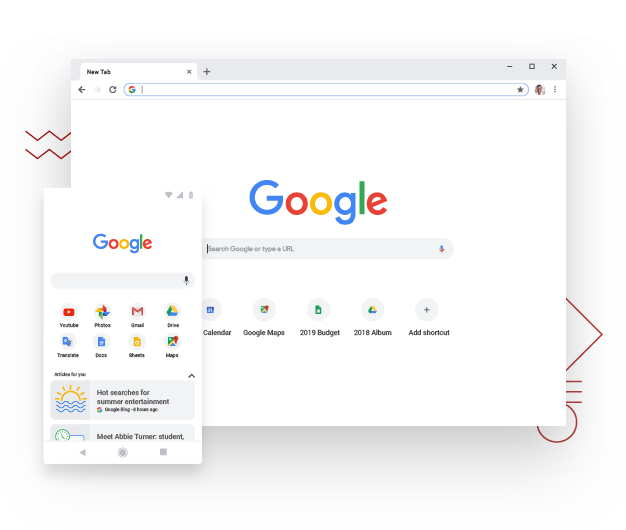 Chrome Google Assistant