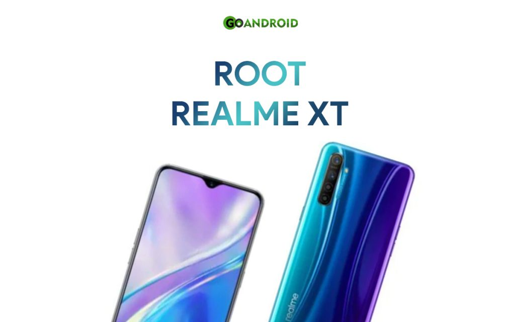 root realme xt