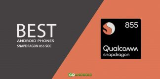 Best Android Phones Snapdragon 855