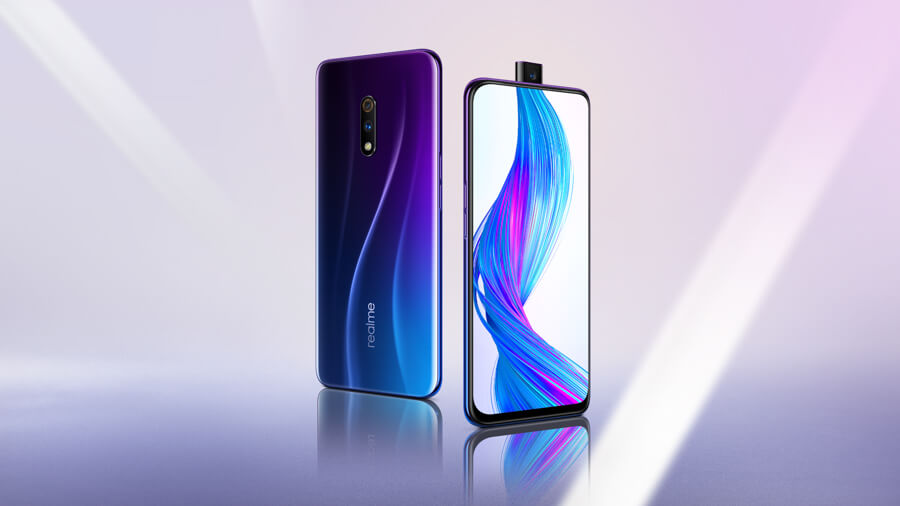 realme x February 2020 security update