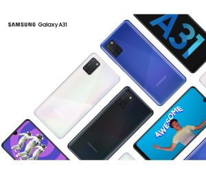 Samsung Galaxy A31 Launched