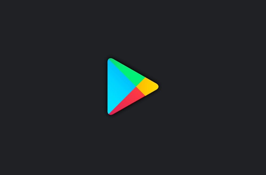 play store dark mode