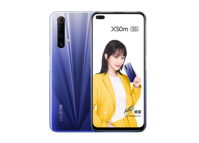 Realme X50m 5G getting May 2020 Security patch update