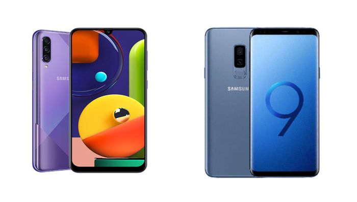 Samsung Galaxy A50s and Unlocked Galaxy S9/S9+ starts getting May 2020 security update