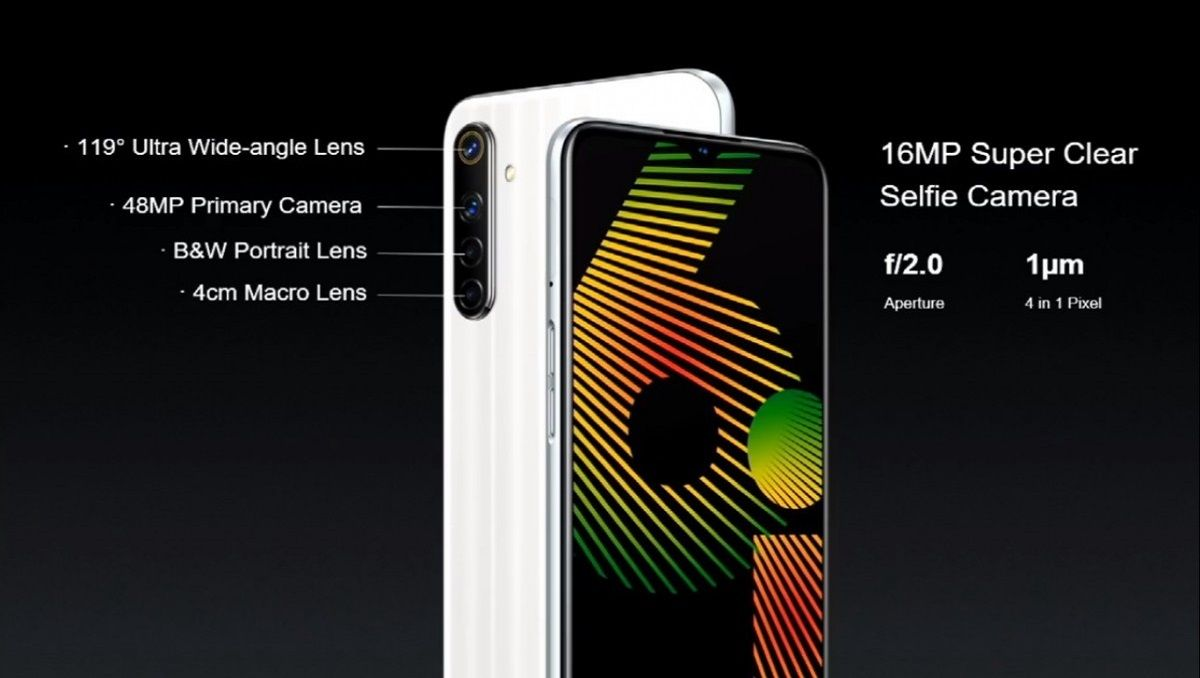 Realme 6i May 2020 update
