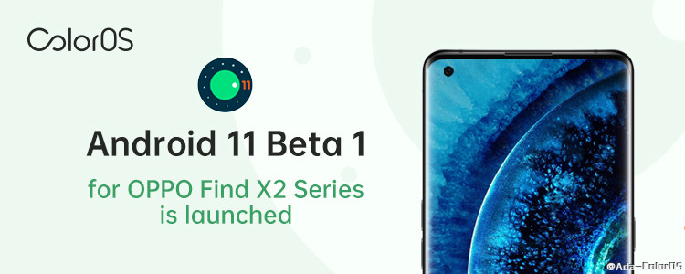 Android 11 Beta 1 for Oppo Find X2 and X2 Pro