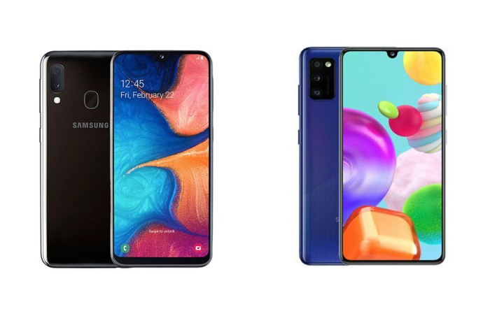 Samsung Galaxy A20e and Galaxy A41 starts receiving June 2020 security patch update