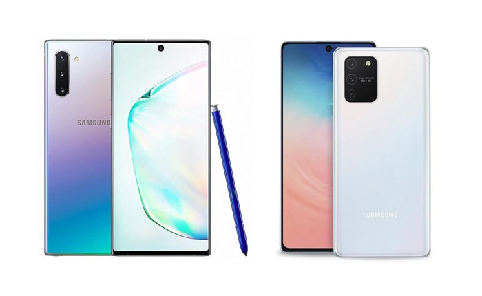 Samsung Galaxy Note 10 gets June Security Patch; Galaxy S10 Lite receiving One UI 2.1 update in India