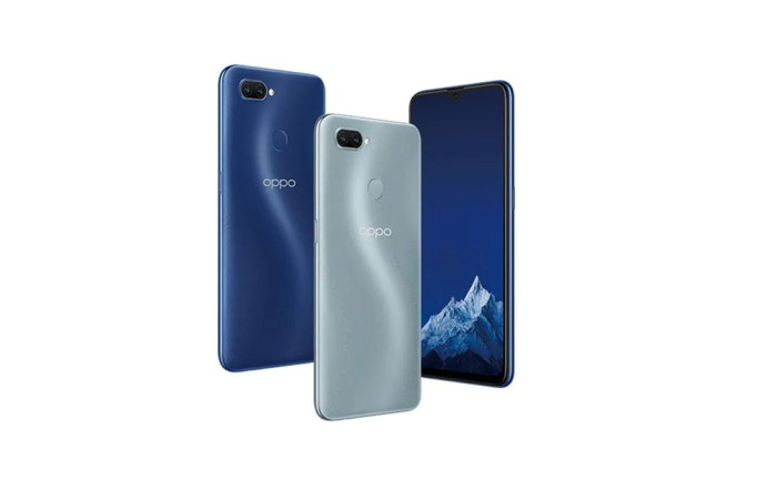 Oppo A11k launched in India with dual rear cameras & MediaTek processor
