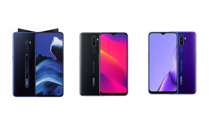 Oppo Reno2, A5 & A9 (2020) receiving June 2020 security patch update