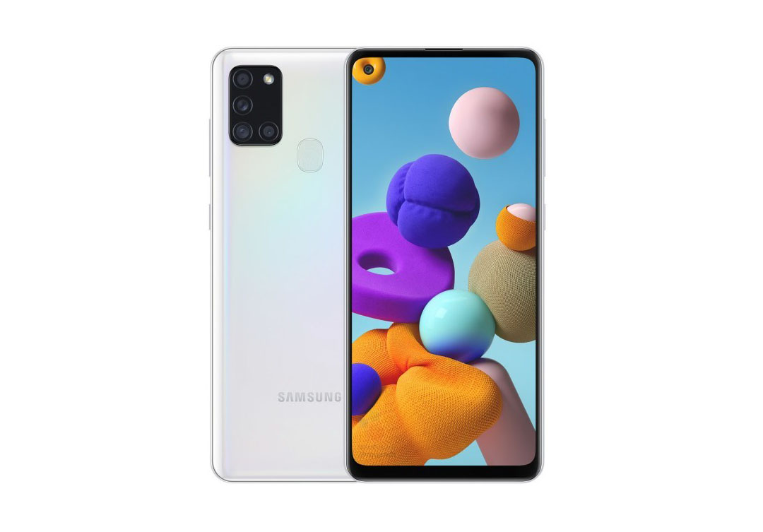 Samsung Galaxy A21s launched in India with 5,000 mAh battery and Quad rear cameras