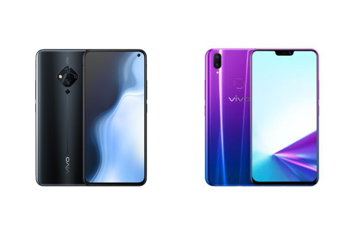 Vivo S5 receiving Android 10 update and Funtouch OS 10 beta update is rolling out for Vivo Z3x
