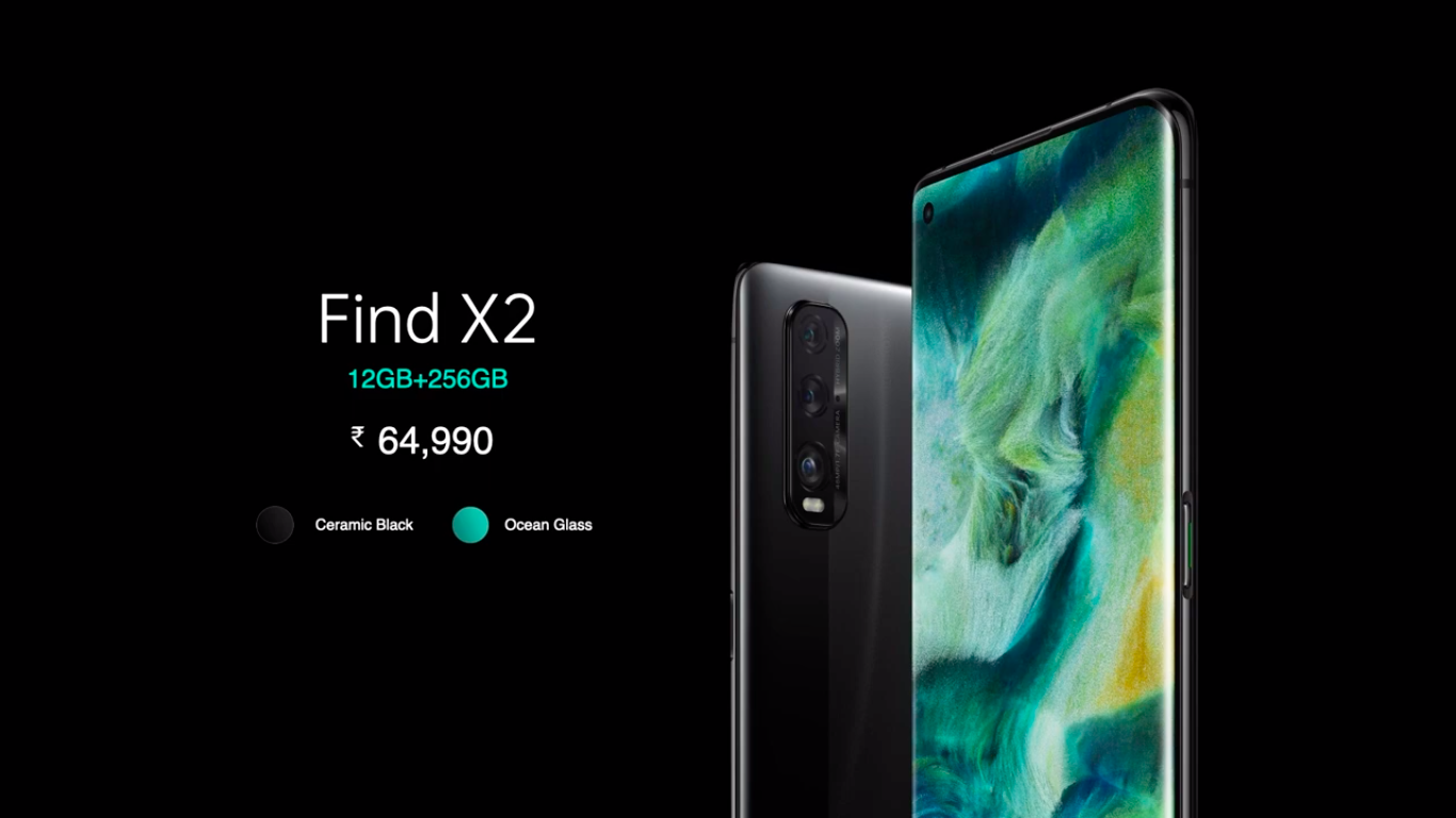 Oppo Find X2 Pro India