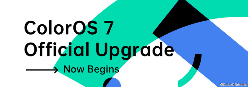 oppo f7 coloros7 update