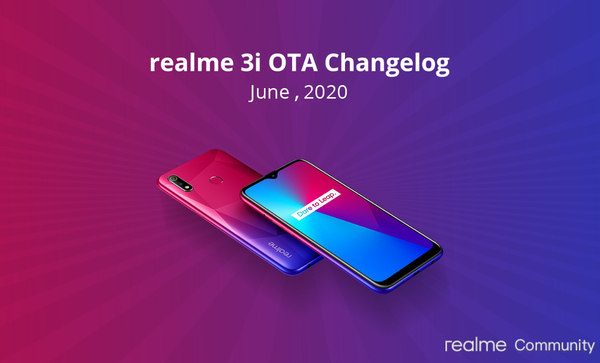 realme 3 jun security 2020 patch