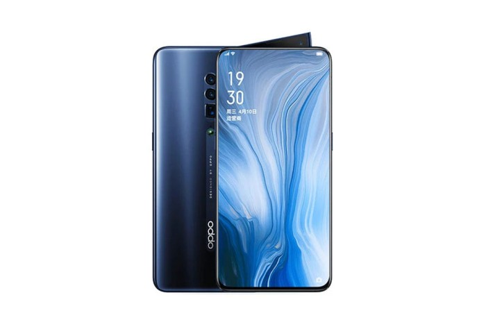 Oppo Reno 10x Zoom picks up a new update with July 2020 Security Patch