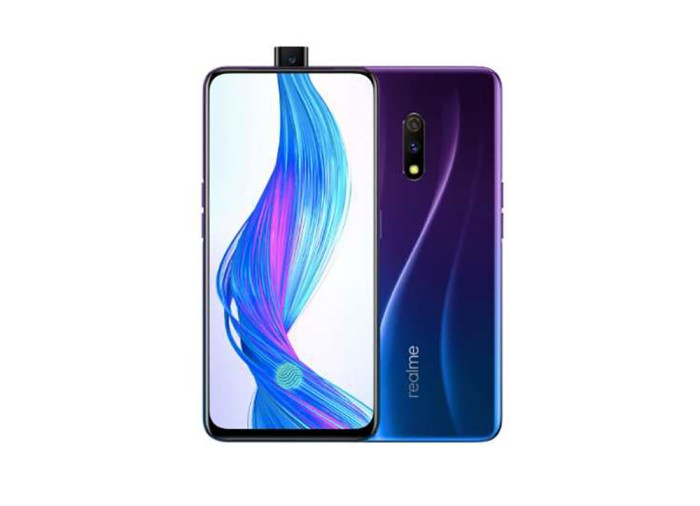 Realme X picks up a new update with July Security Patch