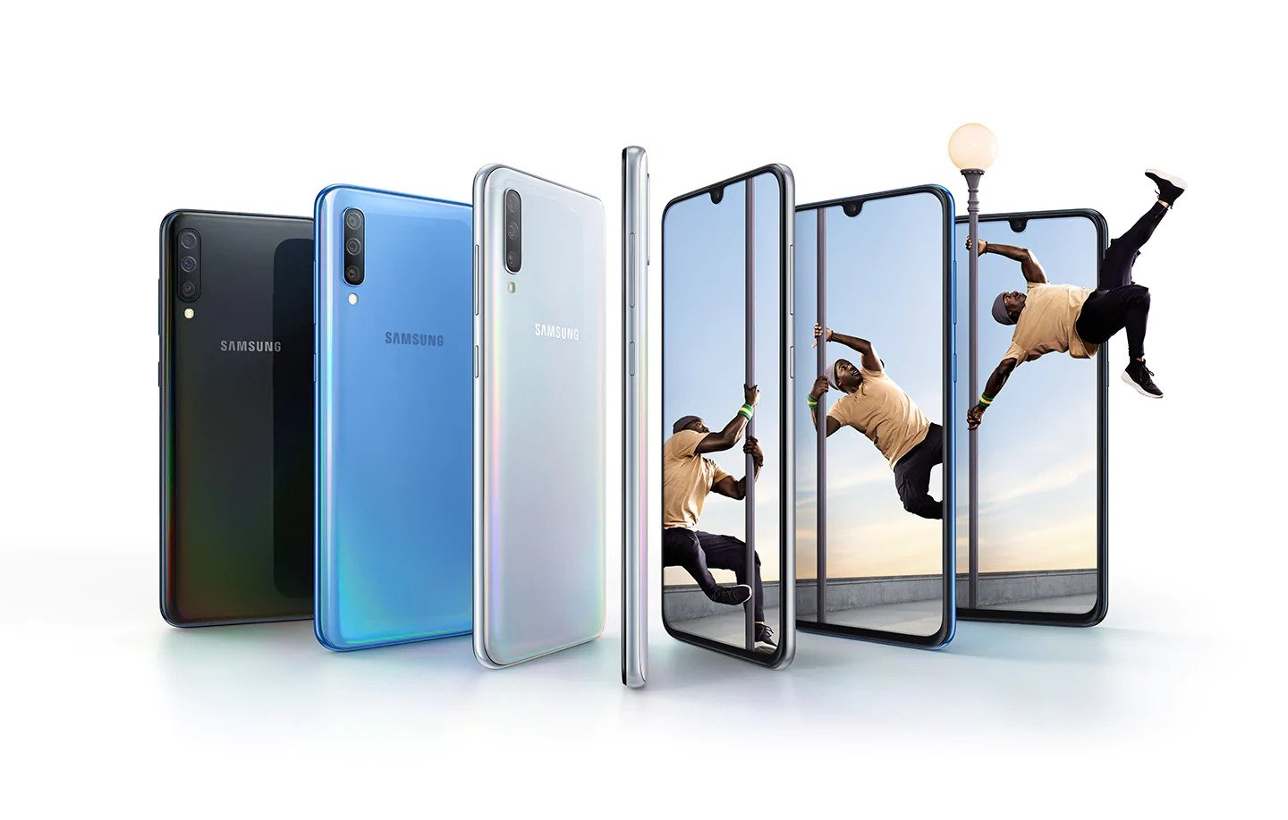 Samsung Galaxy A50s and A70 receiving One UI 2.5 update along with November 2020 Security patch