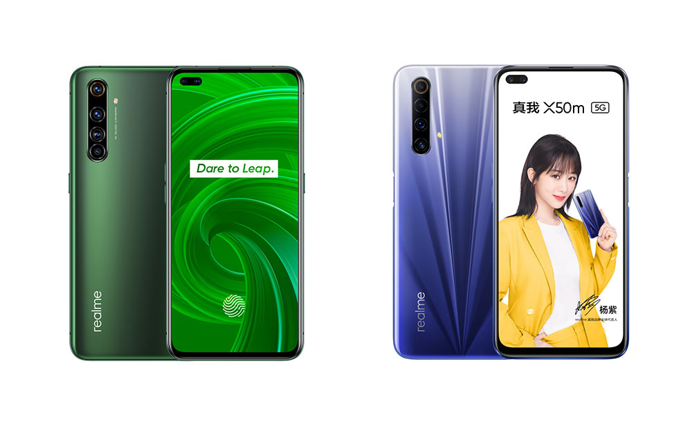 Realme X50 Pro and X50m 5G starts getting July 2020 Security Patch update