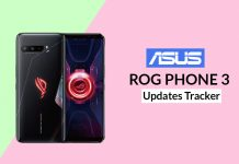 Asus ROG Phone 3 ZS661KS Updates Tracker