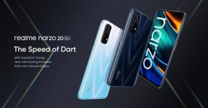 Realme Narzo 20, 20A and 20 Pro launched in India officially