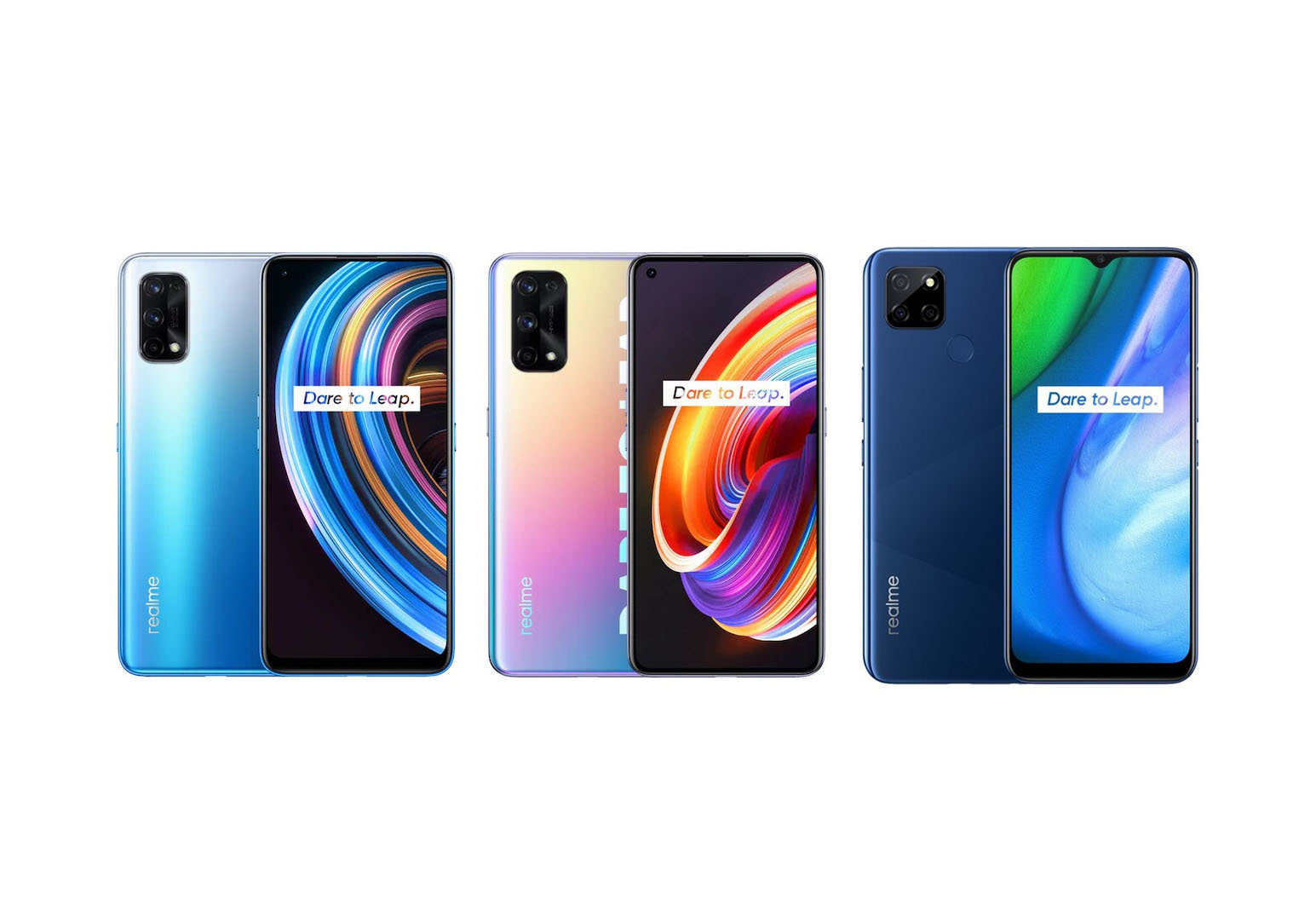 Realme X7 Series and V3 5G smartphones launched in China