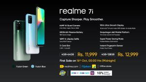 Realme 7i Specifications