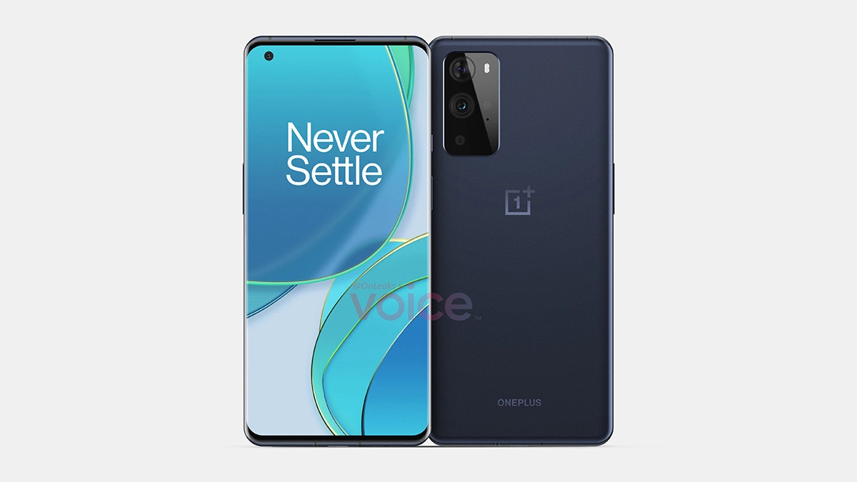 OnePlus 9 Pro first look